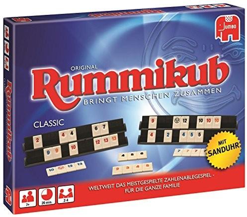 Jumbo 17571 oryginalne Rummikub Classic