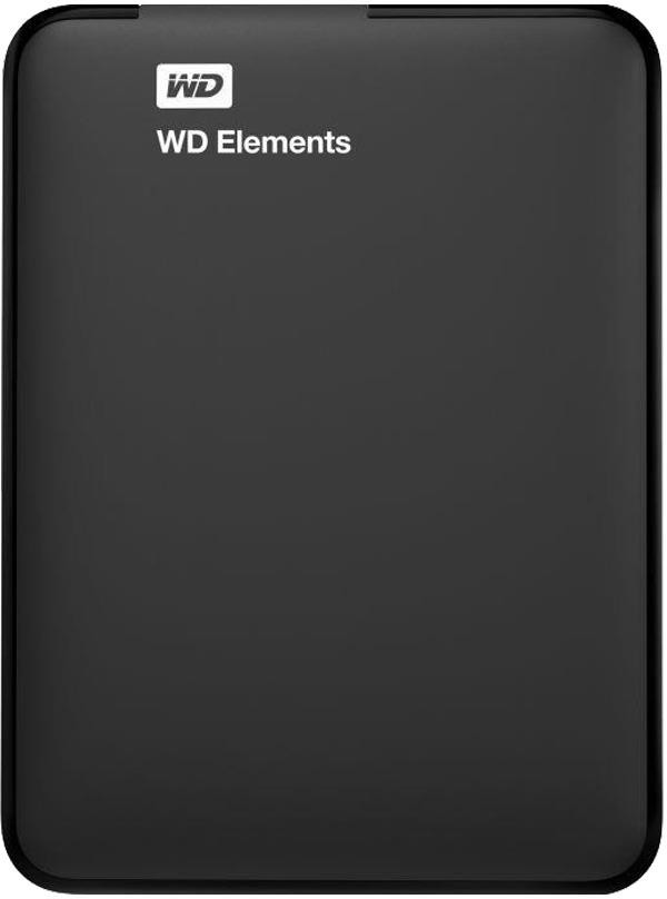 Western Digital Elements 1TB WDBUZG0010BBK