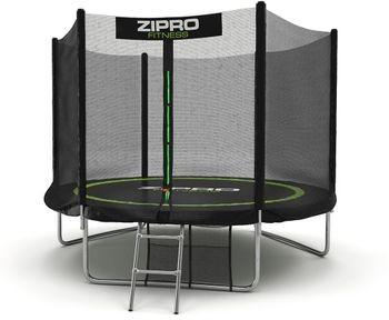 Zipro Trampolina ogrodowa z siatką zewnętrzną 8FT 252cm + torba na buty GRATIS! 979602