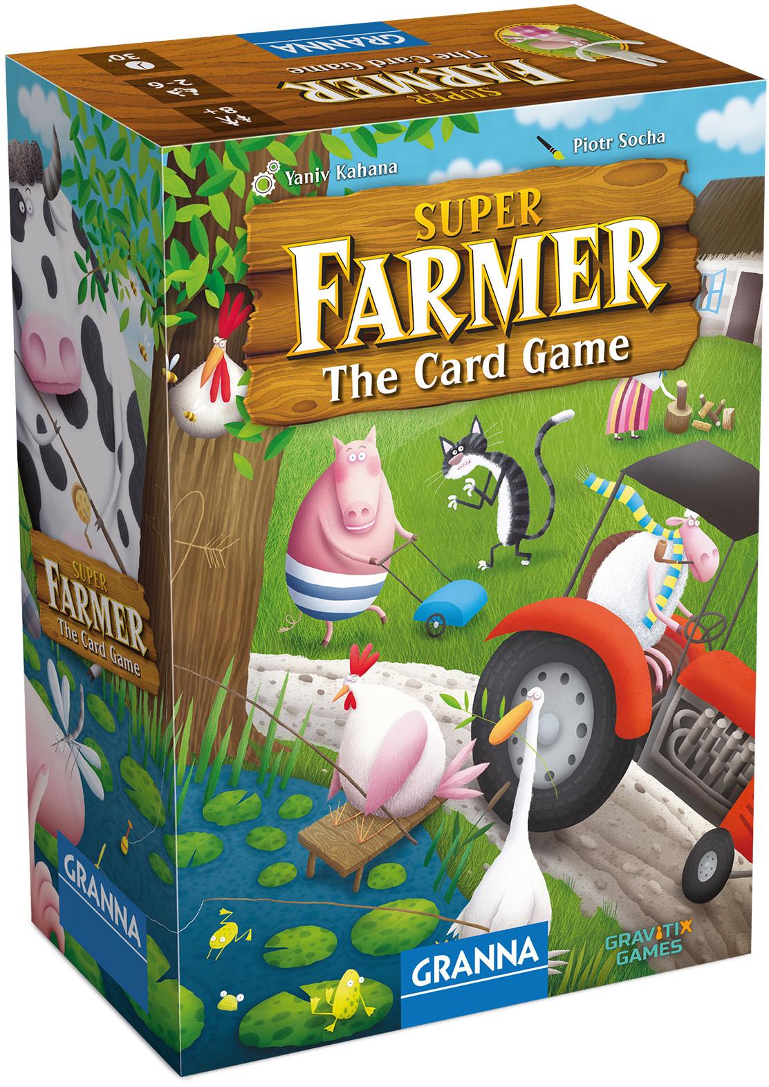 Granna Super Farmer