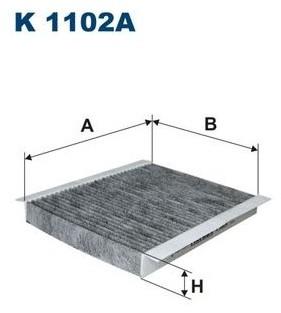 FILTRON Filtr kabinowy K1102A