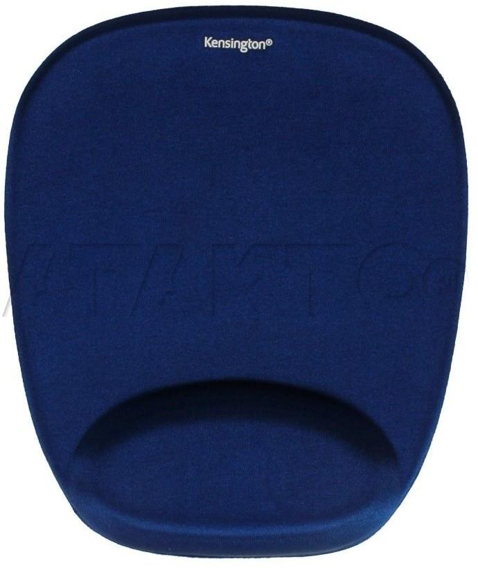 Kensington Podkładka pod mysz i nadgarstek niebieska AC5084