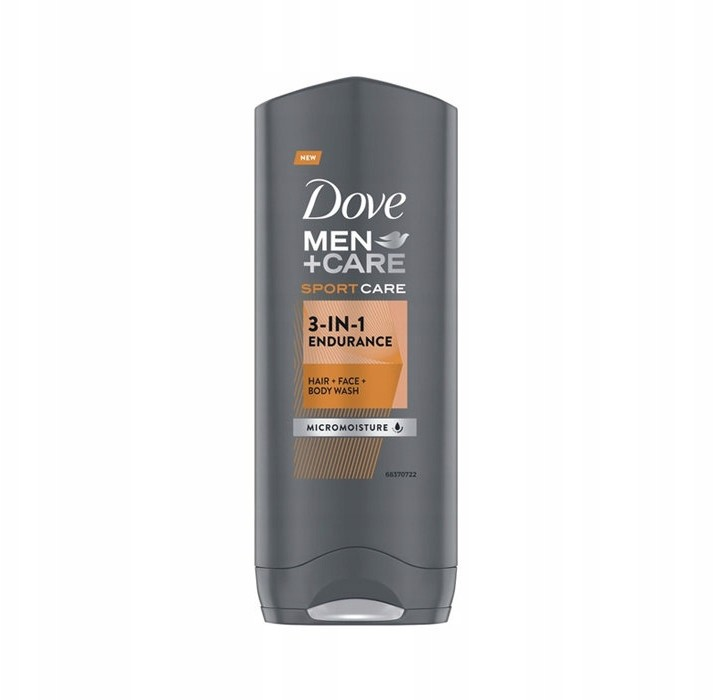 Dove Men +care 3IN1 Endurance Żel Pod Prysznic