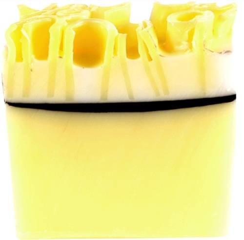 Bomb Cosmetics Mydło Glicerynowe Lemon Meringue 100g 58090-uniw