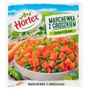HORTEX Marchew z groszkiem