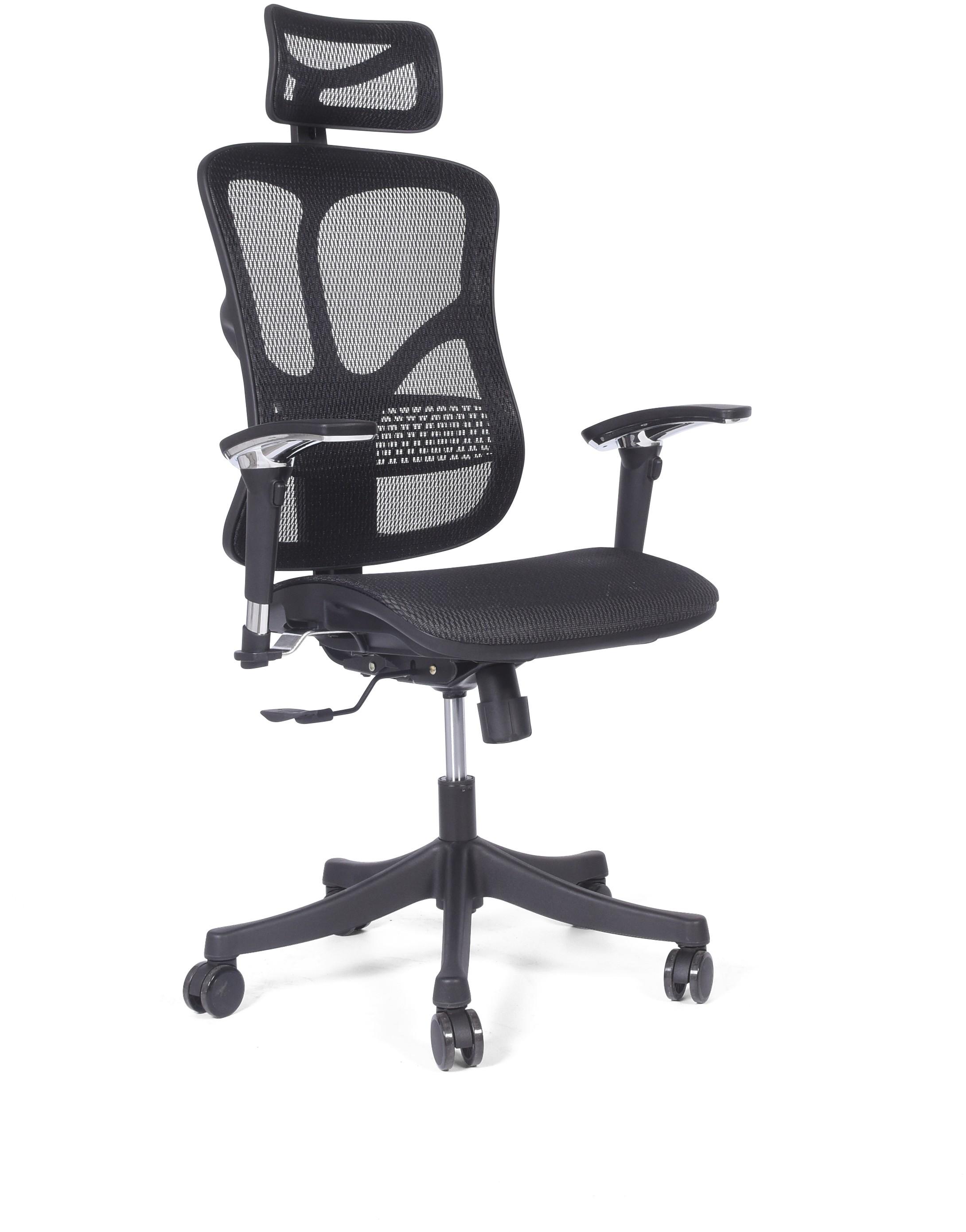 Bemondi Ergonomiczny fotel biurowy ERGO 500 JNS-521 W12