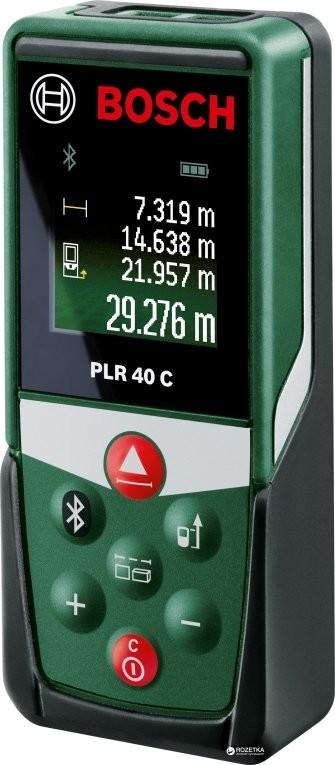 BOSCH dalmierz laserowy PLR 40 C