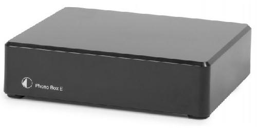 Pro-ject Phono Box E Czarny