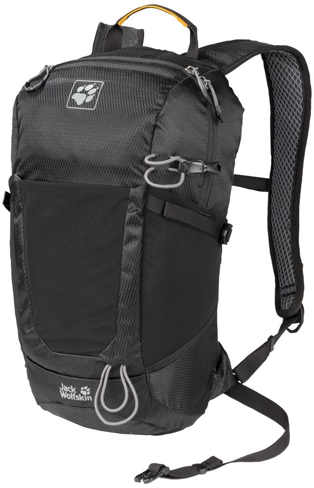 Jack Wolfskin Plecak KINGSTON 16 PACK black - ONE SIZE apm_2007581-6000