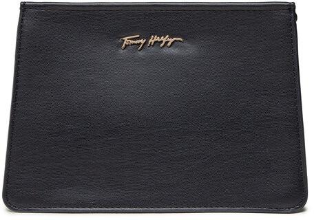 TOMMY HILFIGER Kosmetyczka Iconic Tommy Washbag AW0AW10131 Różowy