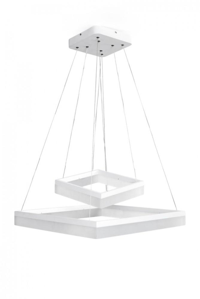 LEDKO LED żyrandol Ondaren Quadro LED/55W/230V