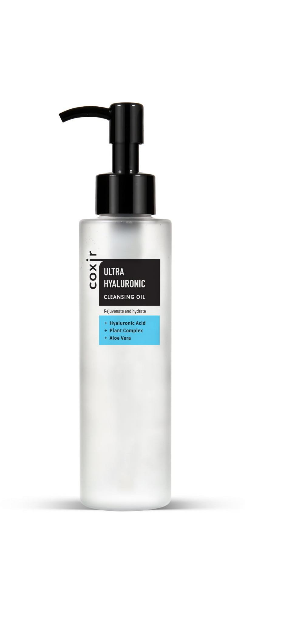 Coxir COXIR Hialuronowy olejek do oczyszczania twarzy CO120
