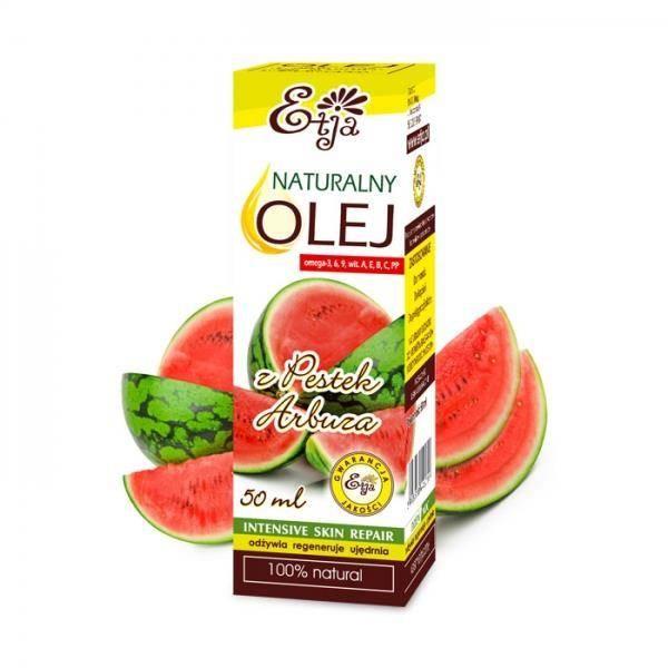 Etja Etja - Naturalny olej z pastek arbuza - 50 ml