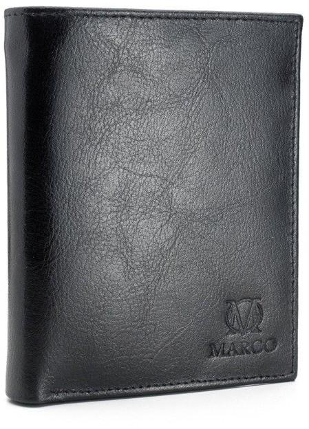 46422f86493a9 Marco Portfel męski PM-613B czarny PM-613B BL