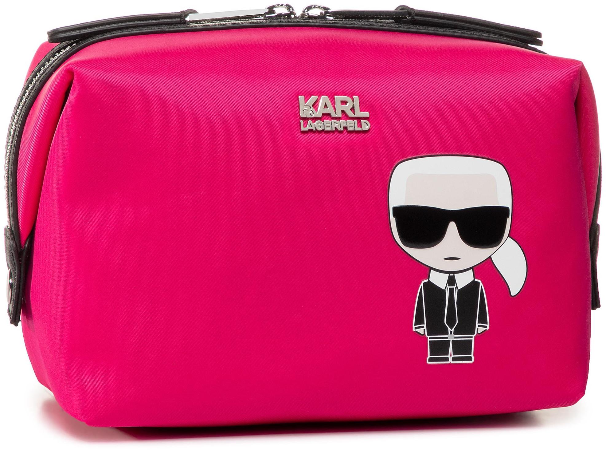 Karl Lagerfeld Kosmetyczka KARL LAGERFELD - 201W3201 Fuchsia