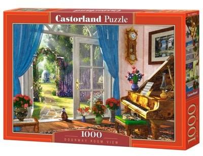 Castorland Puzzle 1000 Doorway Room View