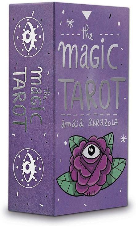 Tarot Magic by Amaia Arrazola