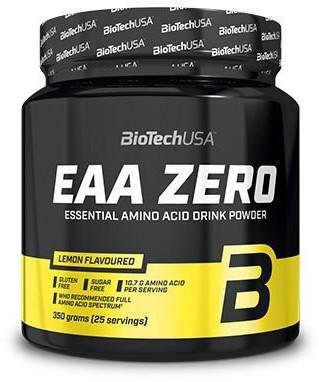 BioTech USA USA Eaa Zero 350 g Blue Raspberry