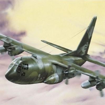 Italeri C130 EH Hercules