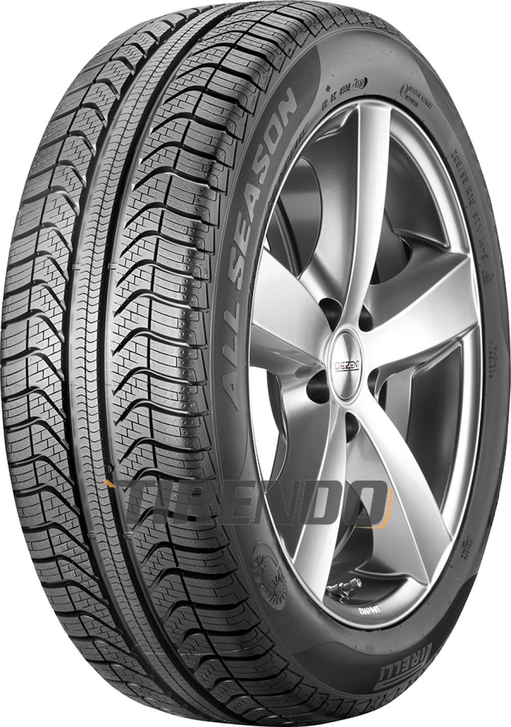 Pirelli Cinturato All Season Plus 225/55R19 99V