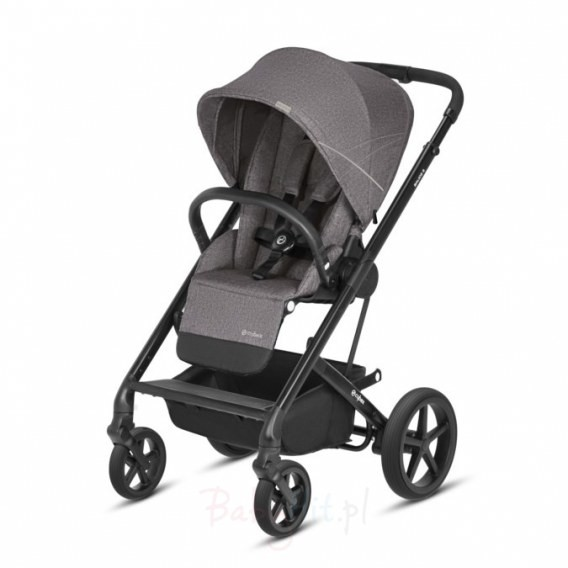 Cybex BALIOS S WÓZEK SPACEROWY MANHATTAN GREY