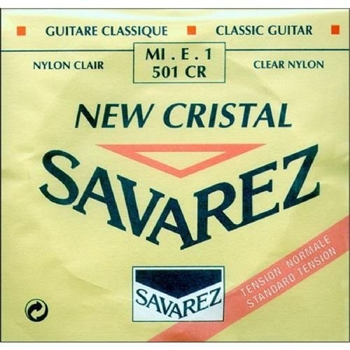 Savarez savarez savarez gitary do klasycznie-gitara New Cristal francorum E1 501CR (1st)
