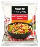 Iglotex - Proste historie Warzywa na patelnię orientalne