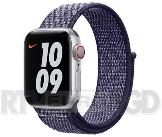 Nike Apple Apple 40mm Purple Pulse Sport Loop |