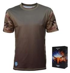HAASTA / POLSKA Koszulka Haasta Coolmax Vertical wz.93 Leśny (KHCVWL2) KHCVWL2