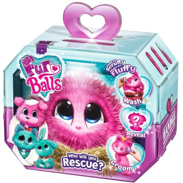 Tm Toys Fur Balls Zwierzątko niespodzianka różowy FUR635P