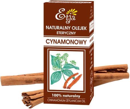 Etja olejki Olejek Eteryczny Cynamonowy, 10ml ETE6813 [8011564]
