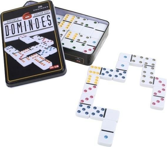 Small Foot Design gra logiczna Domino