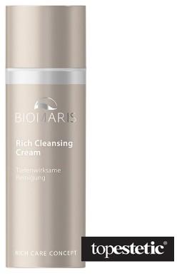 Biomaris Biomaris Rich Cleansing Cream Bogata śmietanka do demakijażu 150 ml
