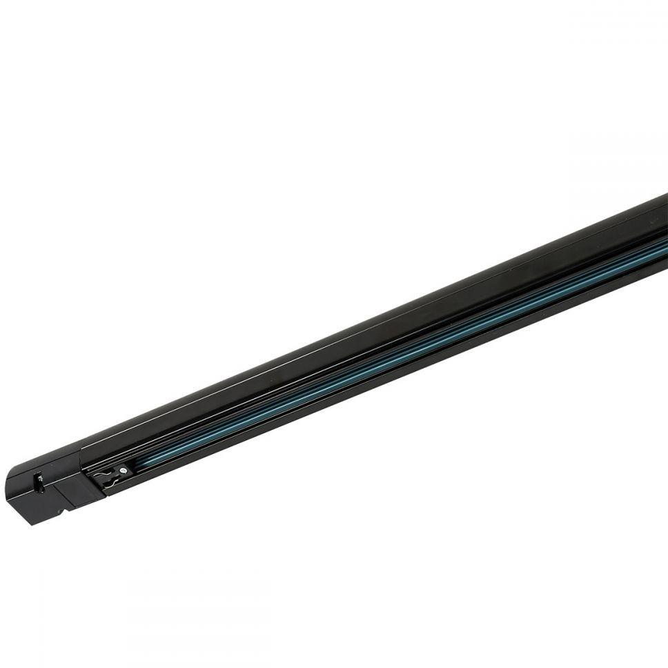Italux Szyna do mocowania opraw LED 4 phase track 2 m black TR-2M-4PH-BL-TRACK-BL) TR-2M-4PH-BL-TRACK-BL