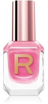 Makeup Revolution High Gloss dobrze kryjący lakier do paznokci z wysokim połyskiem odcień Candy 10ml