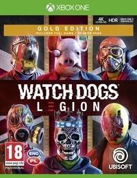 Watch Dogs Legion Gold Edition (GRA XBOX ONE)