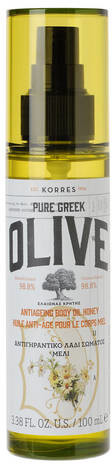 KORRES OLIVE & Honey Body Oil - Suchy olejek do ciała