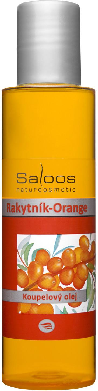 Saloos Bath Oil - Orange-Sea Buckthorn 125ml
