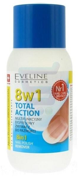 Eveline Nail Therapy, zmywacz ekspresowy do paznokci, 150 ml
