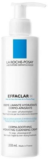 La Roche-Posay LAR ROCHE EFFACLAR H Krem myj. PROMO 200ml