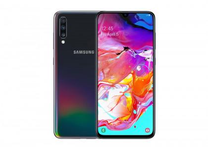 Samsung Galaxy A70 128GB Dual Sim Czarny