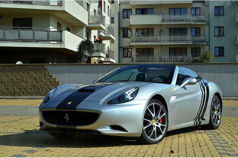 go racing Jazda Ferrari California : Ilość okrążeń - 1, Tor - Tor Jastrząb - Radom , Usiądziesz jako - Kierowca