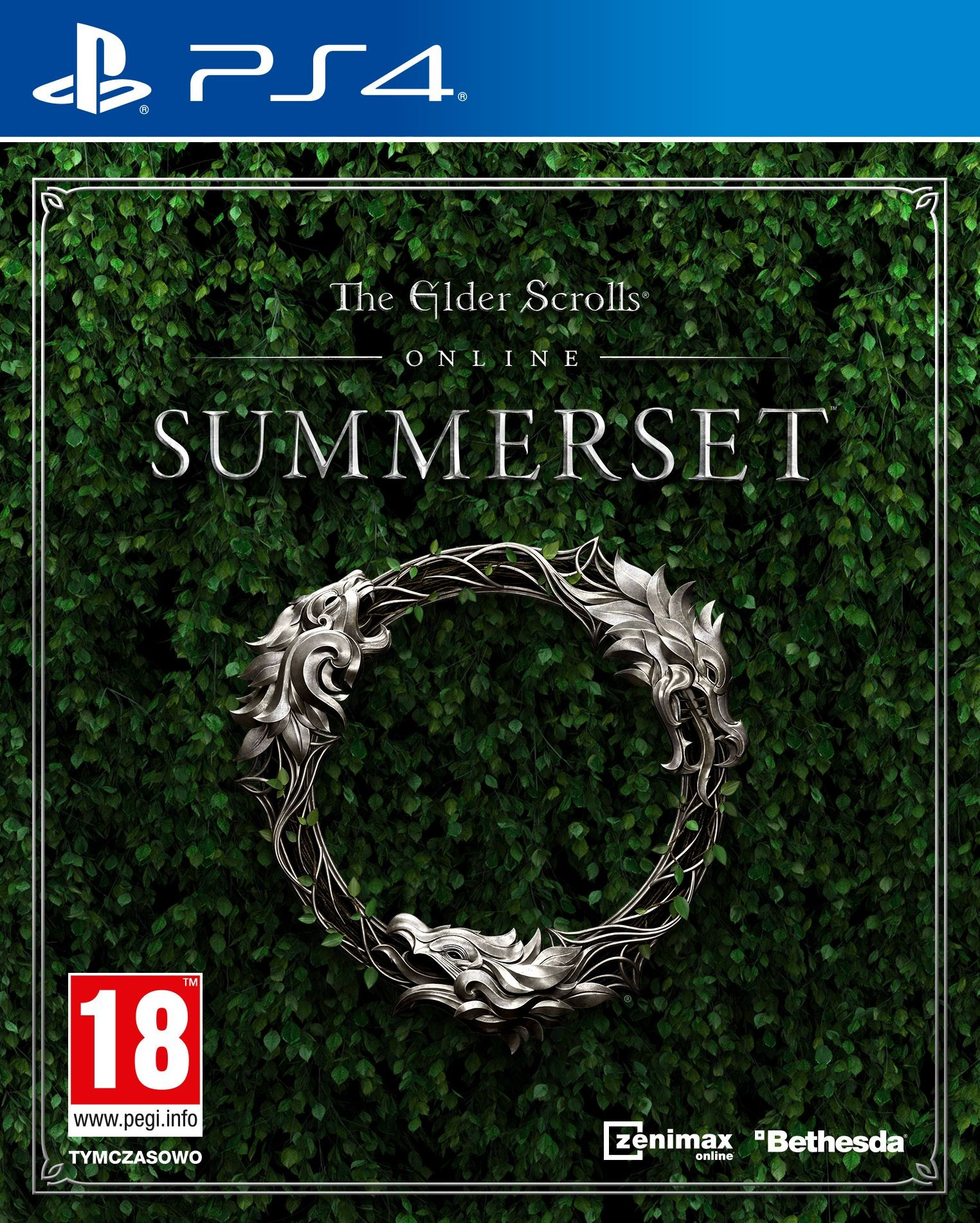 The Elder Scrolls Online: Summerset (GRA PS4)