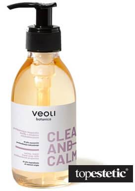 Clean Veoli Botanica Veoli Botanica And Calm Pielęgnujące wegańskie mydło do mycia rąk o działaniu antybakteryjnym 195 ml