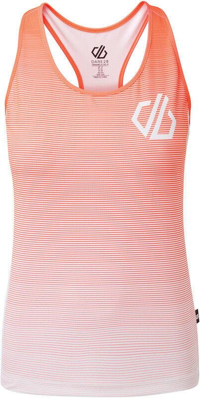 Dare 2b Explicate Kamizelka Kobiety, fiery coral print L 2020 Koszulki kolarskie DWT511-S9914L