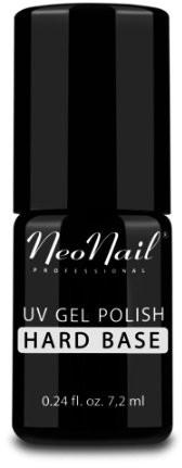 Neonail Hard Base, baza pod lakier hybrydowy kolorowy, 7,2 ml