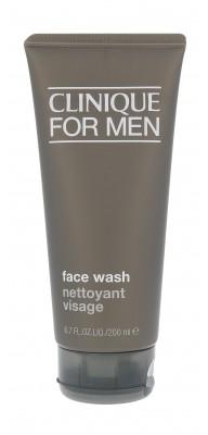 Clinique For Men Face Wash żel oczyszczający 200 ml dla mężczyzn