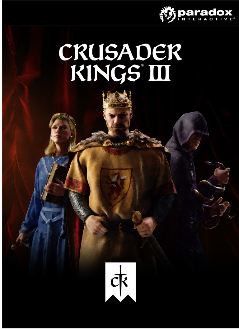 Crusader Kings III (GRA PC)