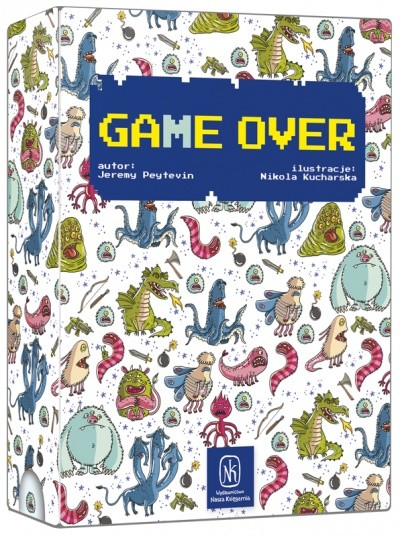 Nasza Księgarnia Game over