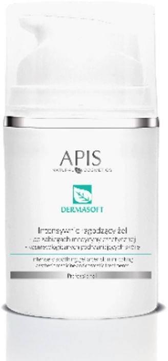 APIS Apis dermasoft intensywnie łagodzący żel po zabiegach podrażniających skórę 50ml P122665